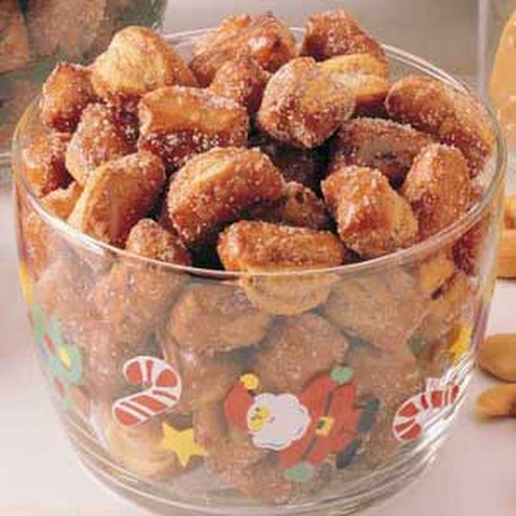 Sweet Pretzels Recipe — Dishmaps