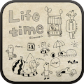 Free Life time go launcher theme APK for Windows 8
