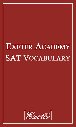 Exeter Vocabulary