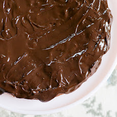 Chocolate Believe Cake