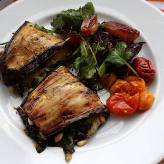 Eggplant Wrap Recipes