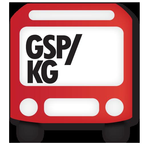 Android aplikacija GSP Kragujevac