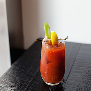 North End Grill's Bloody Caesar