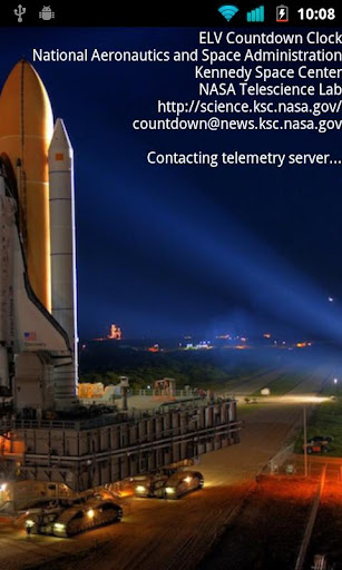 KSC Countdown Clock