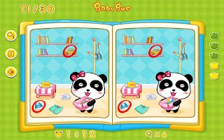 Screenshot of Let's SpotⅡby BabyBus