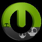 Halloween ghost - MagicLocker icon