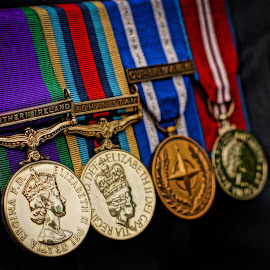 by Karli Graham - Artistic Objects Other Objects ( medals, military )