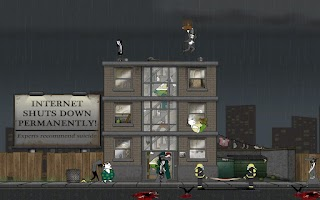 Screenshot of Street Huggers Free