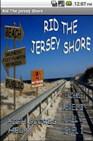Screenshot of AppsDev Rid The Jersey Shore