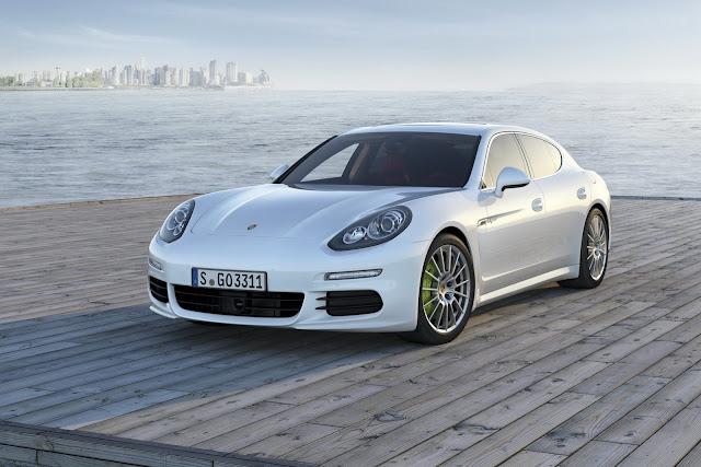 Porsche Panamera facelift 2