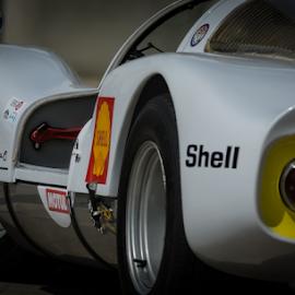Avant le depart by Pascal Aunai - Sports & Fitness Motorsports ( carrera, automotive, lmc 2014 le mans voitures classic, carrera 6, porsche, le mans classic, motorsport, 24 heures du mans )