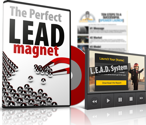 the perfect lead magnet template tutorial training. Black Bedroom Furniture Sets. Home Design Ideas