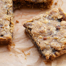 Blueberry Jam Bars