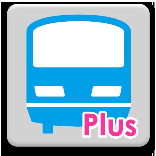乗換案内Plus 交通運輸 App LOGO-APP試玩