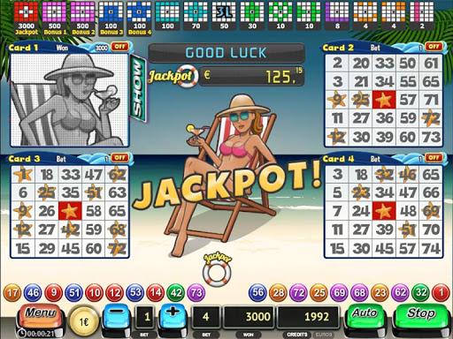 BingoBombo - screenshot
