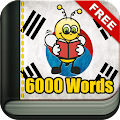 Learn Korean - 6,000 Words APK for Bluestacks
