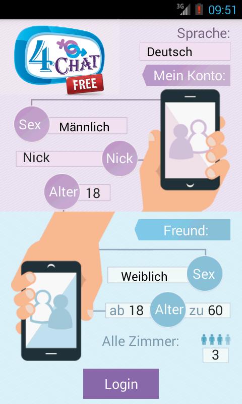 Flirten online kostenlos ohne anmeldung