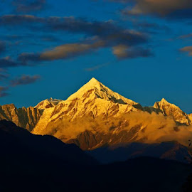 by Satyajit Sinha - Landscapes Mountains & Hills
