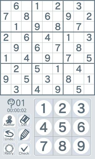 Sudoku by Nikoli Medium 04