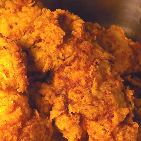Extra Crispy Fried Chicken Fingers