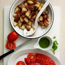 Oven-Roasted Home Fries