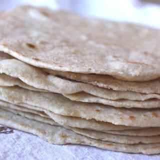Whole Wheat Tortillas Recipes