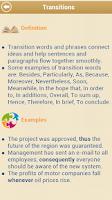 Screenshot of Grammar Up Lite