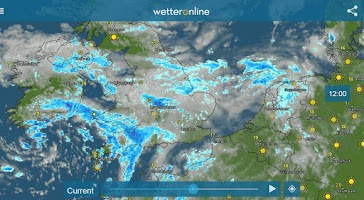 Screenshot of WeatherRadar - Live weather