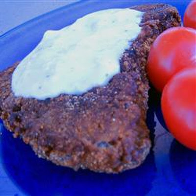 Chicken Fried Venison Steaks