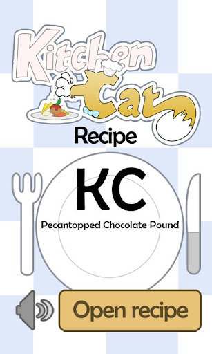 KC Pecantopped Chocolate Pound