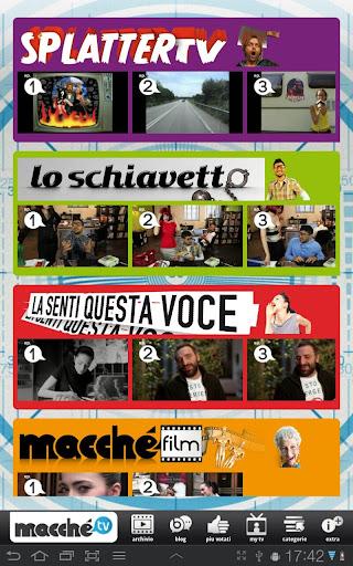 玩免費娛樂APP|下載Macche TV app不用錢|硬是要APP