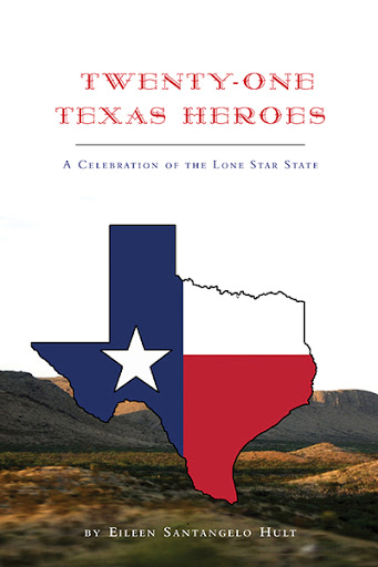 Twenty-One Texas Heroes cover