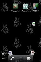 Screenshot of RGBbot Live Wallpaper