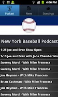 Screenshot of New York (NYY) Baseball