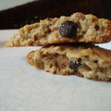 Oatmeal and Banana Cookies