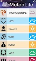 Screenshot of Horoscope Pocket Free