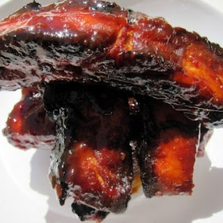 Chipotle BBQ Oven Ribs