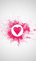 Screenshot of Hearts Wallpapers