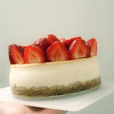 Two Step Creamy Cheesecake