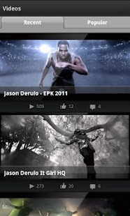 Jason Derulo - screenshot