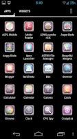 Screenshot of Honeys Framed Icons Free
