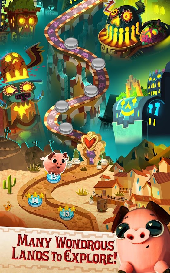 Sugar Smash: Book of Life - Free Match 3 Games Screenshot 14
