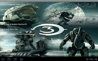Screenshot of Game Cheats - High Graphics