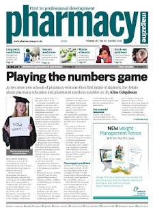 Pharmacy Magazine screenshot for Android
