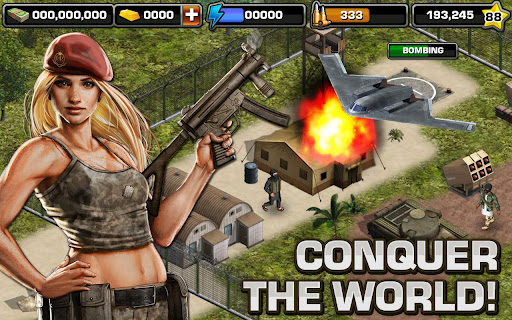 Modern War by GREE For PC