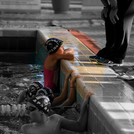 Just swim....and win!!! by X M - Sports & Fitness Swimming
