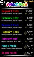 Screenshot of Hex Line
