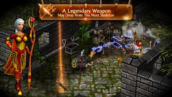 Screenshot of Mage And Minions