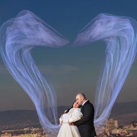 wedding by Dejan Nikolic Fotograf Krusevac - Wedding Bride & Groom ( plana, aleksandrovac, vencanje, krusevac, pozarevac, svadba, svilajnac, fotograf )
