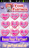 Screenshot of Love Test (Love Calculator)